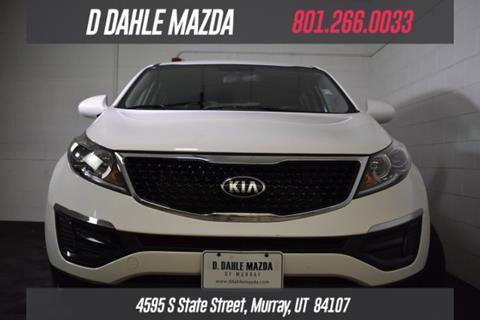 D DAHLE MAZDA OF MURRAY - Used Cars - SALT LAKE CITY UT Dealer