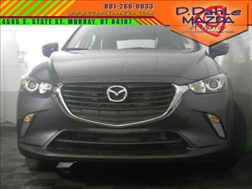 2017 Mazda CX-3 for sale in Salt Lake City, UT