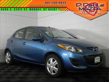 2011 Mazda MAZDA2 for sale in Salt Lake City, UT