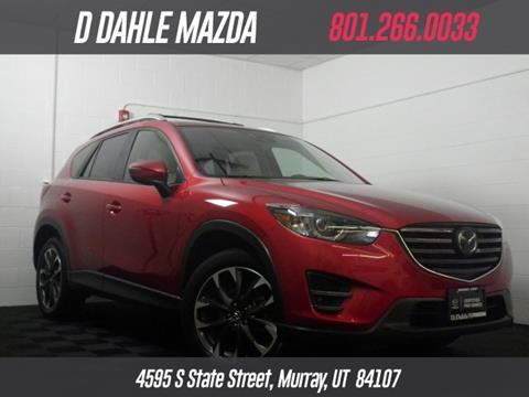 2016 Mazda CX-5 for sale in Salt Lake City, UT