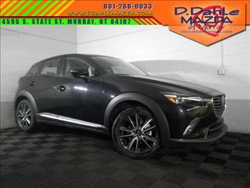 2016 Mazda CX-3 for sale in Salt Lake City, UT