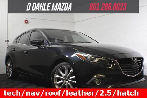 2014 Mazda MAZDA3 for sale in Salt Lake City, UT