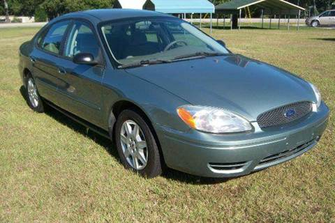 2005 Ford Taurus for sale in Greenwood, SC