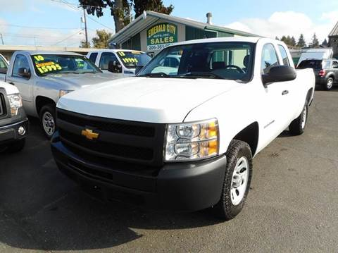 2013 Chevrolet Silverado 1500 for sale in Seattle, WA