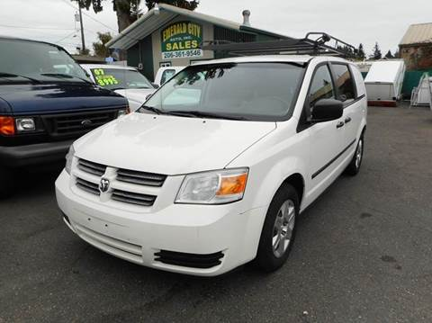 2008 Dodge Grand Caravan for sale in Seattle, WA