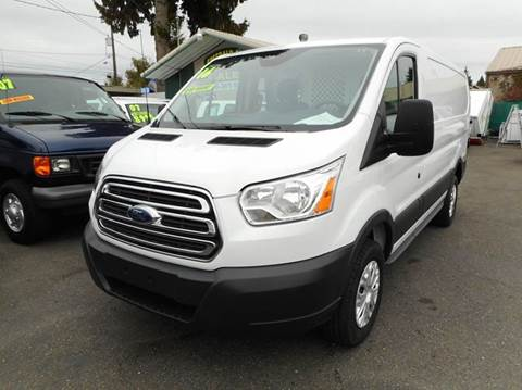 2016 Ford Transit Cargo for sale in Seattle, WA