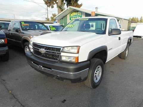 2007 Chevrolet Silverado 2500HD Classic for sale in Seattle, WA