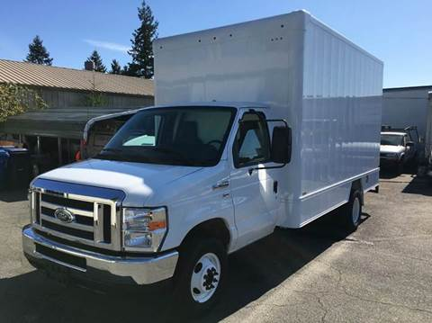 2012 Ford E-450 for sale in Seattle, WA