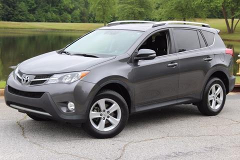 2014 Toyota RAV4 for sale in Greenville SC