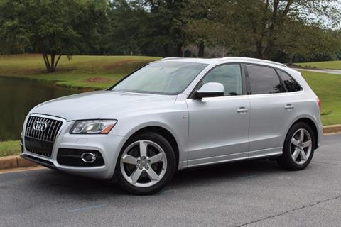 2011 Audi Q5 for sale in Greenville SC