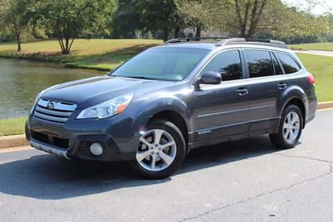 2014 Subaru Outback for sale in Greenville SC