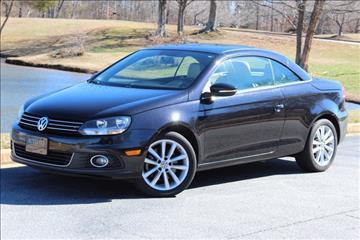 2013 Volkswagen Eos for sale in Greenville, SC