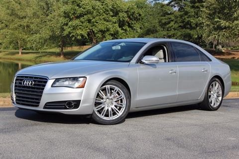 2012 Audi A8 L for sale in Greenville SC