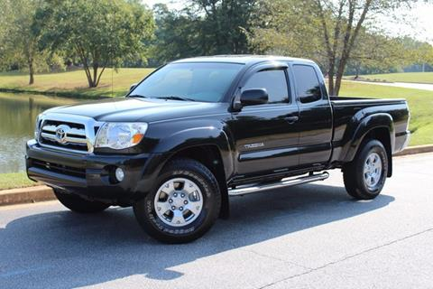 2010 Toyota Tacoma for sale in Greenville, SC