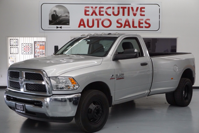 2014 RAM Ram Pickup 3500 Tradesman 4x2 2dr Regular Cab 8 ft. LB Pickup - Fresno CA