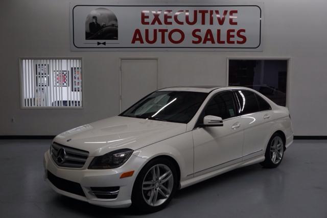 2013 mercedes benz c class c250 luxury 4dr sedan in fresno for Mercedes benz of fresno california