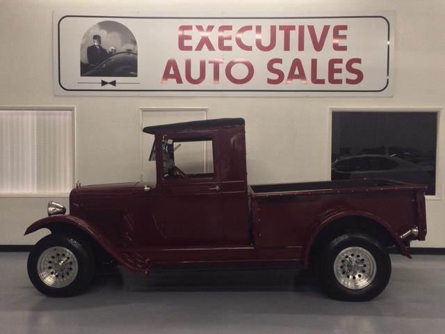 1928 Chevrolet Pick Up Truck
