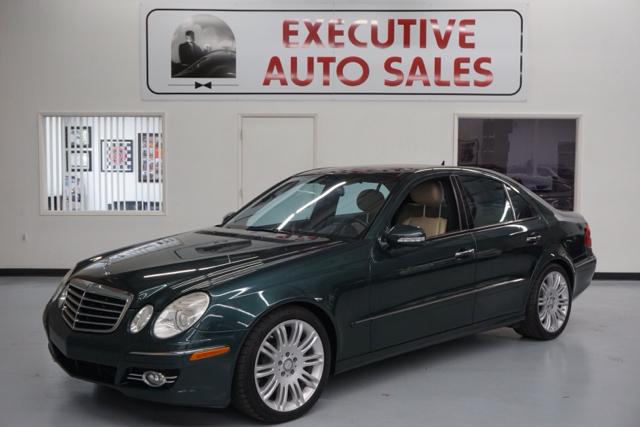2008 mercedes benz e class e 350 4dr sedan in fresno ca for Mercedes benz of fresno california