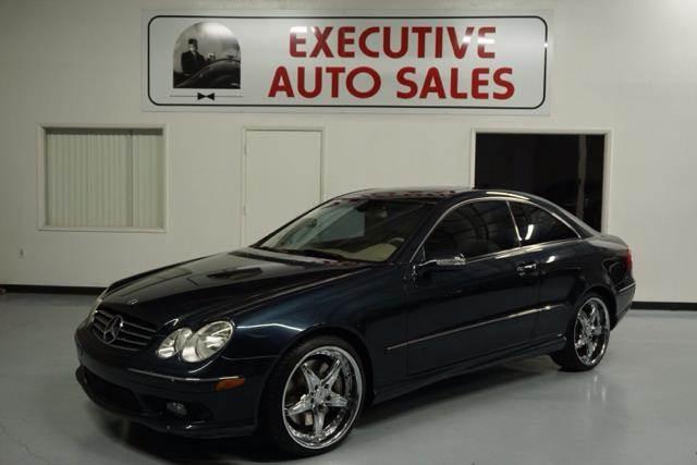 2004 mercedes benz clk class clk500 2dr coupe in fresno ca for Mercedes benz of fresno california