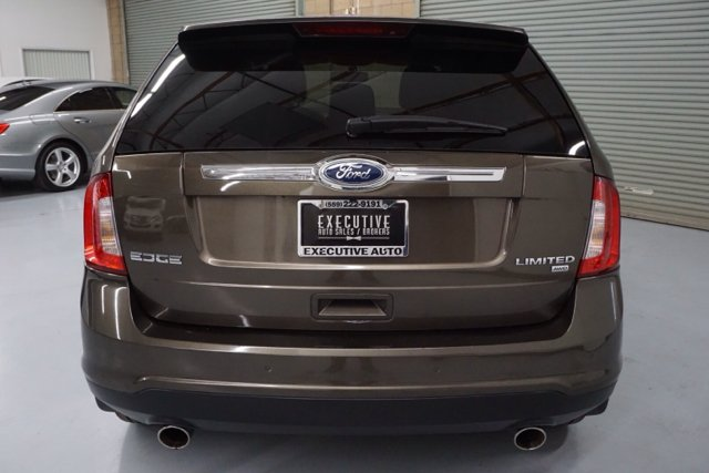 2011 Ford Edge AWD Limited 4dr SUV - Fresno CA