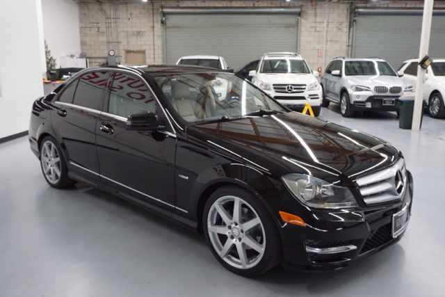 2012 Mercedes-Benz C-Class C 250 Sport 4dr Sedan - Fresno CA