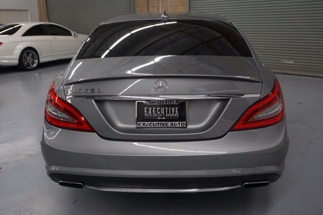 2012 Mercedes-Benz CLS CLS550 4dr Sedan - Fresno CA
