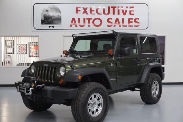 2007 jeep wrangler x 4x4 2dr suv in fresno ca executive auto center. Black Bedroom Furniture Sets. Home Design Ideas