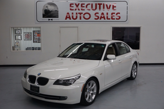 2008 BMW 5 Series 535i 4dr Sedan Luxury - Fresno CA