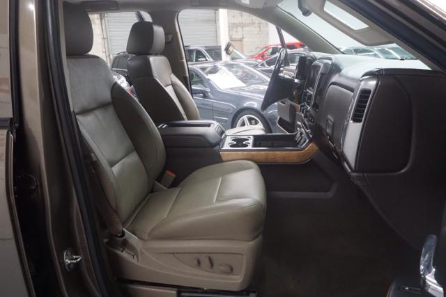 2014 Chevrolet Silverado 1500 LTZ 4x4 4dr Crew Cab 5.8 ft. SB - Fresno CA
