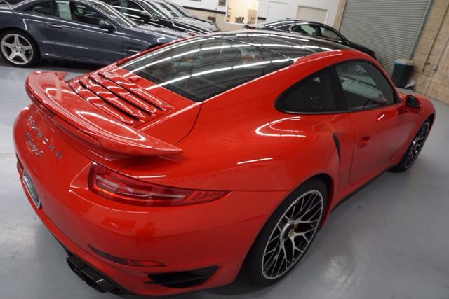 porsche 911 turbo 2015 red. sold porsche 911 turbo 2015 red