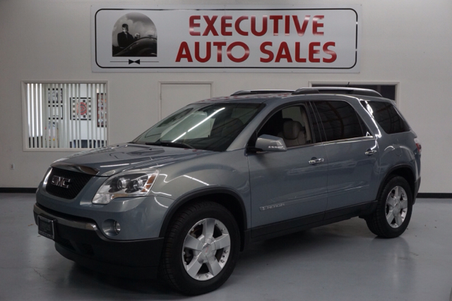 2007 gmc acadia awd slt 2 4dr suv in fresno ca executive. Black Bedroom Furniture Sets. Home Design Ideas