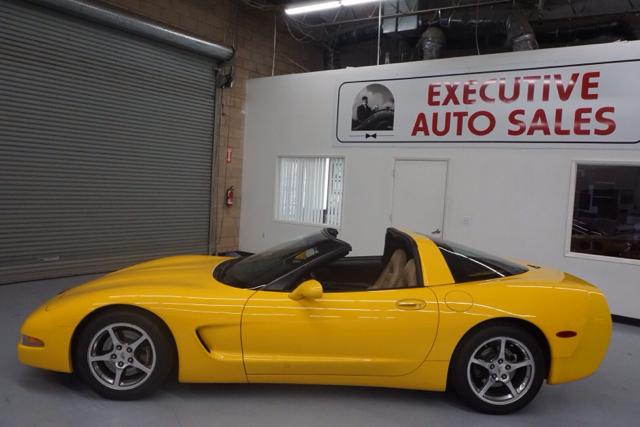 2004 Chevrolet Corvette 2dr Coupe - Fresno CA