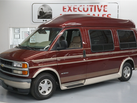 1998 Chevrolet Express Passenger for sale in Fresno, CA