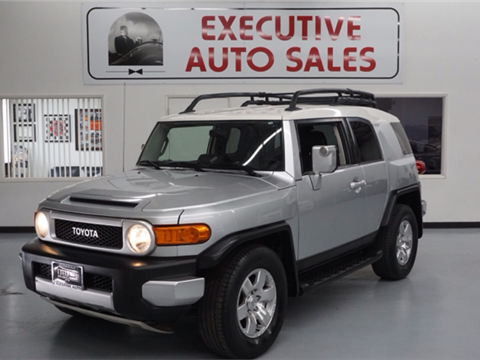 2007 Toyota FJ Cruiser for sale in Fresno, CA