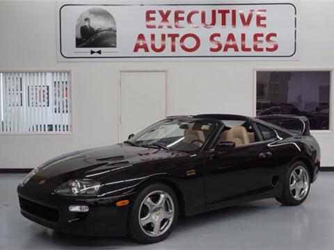 1997 Toyota Supra for sale in Fresno, CA
