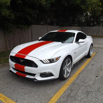 2015 Ford Mustang for sale in Wayland, MA