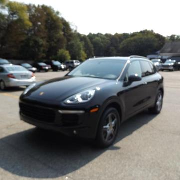 2016 Porsche Cayenne for sale in Wayland, MA