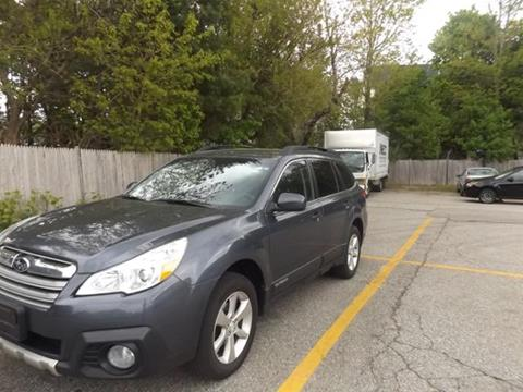 2014 Subaru Outback for sale in Wayland, MA