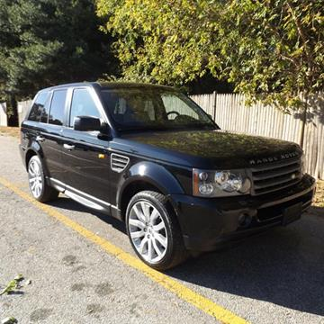 2007 Land Rover Range Rover Sport for sale in Wayland, MA