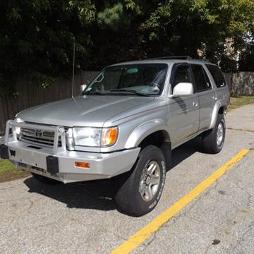 2002 Toyota 4Runner for sale in Wayland, MA