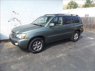2005 Toyota Highlander for sale in Wayland, MA