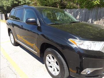 2011 Toyota Highlander for sale in Wayland, MA