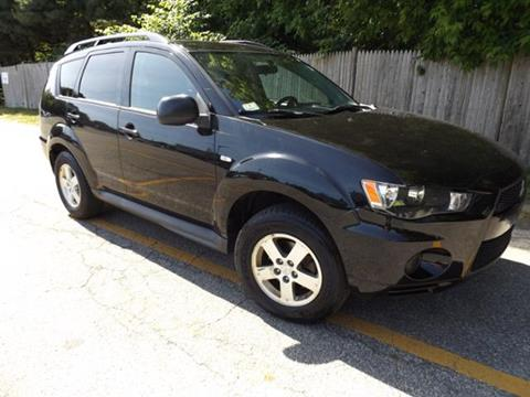 2010 Mitsubishi Outlander for sale in Wayland, MA