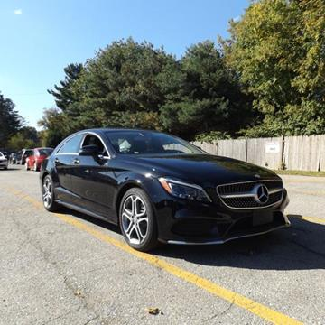 2015 Mercedes-Benz CLS for sale in Wayland, MA