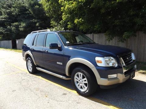 2008 Ford Explorer for sale in Wayland, MA