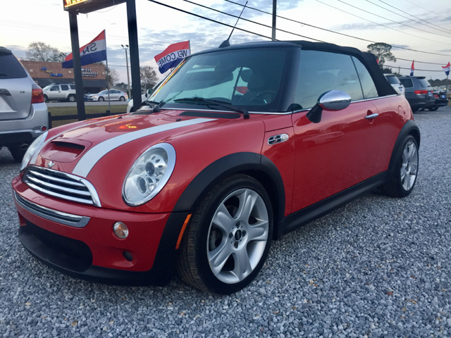 2007 MINI Cooper S 2dr Convertible - Ocean Springs MS