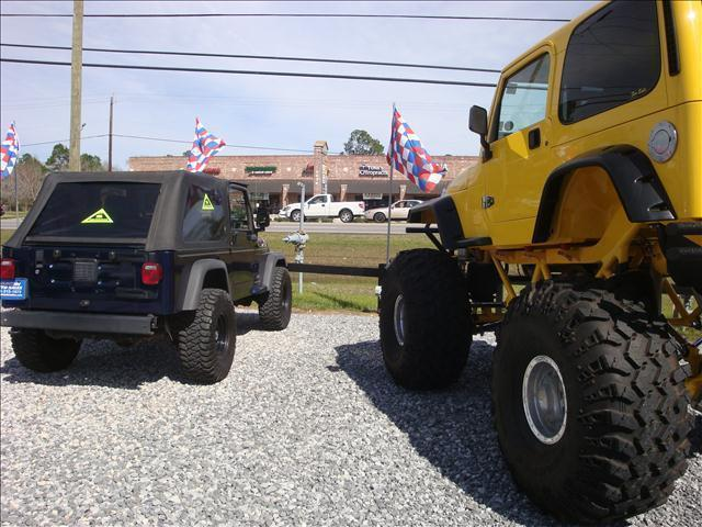 1999 Jeep Wrangler SE 2dr 4WD Convertible - Ocean Springs MS