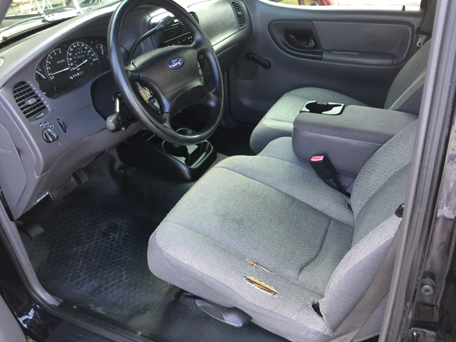 2002 Ford Ranger 2dr Standard Cab XLT 2WD SB - Ocean Springs MS