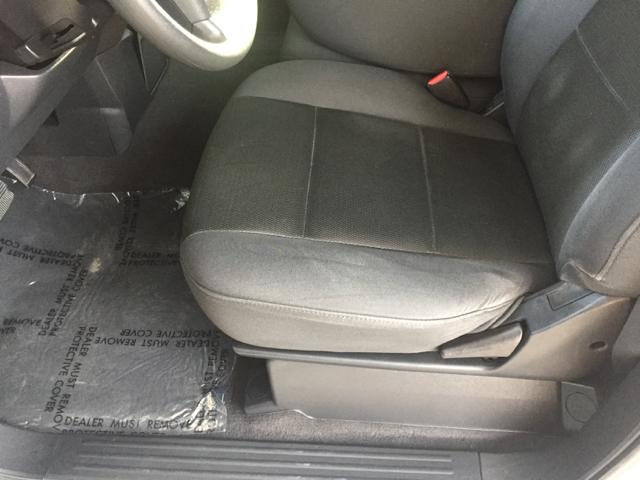 2009 Nissan Titan 4x2 SE FFV Crew Cab Short Bed 4dr - Ocean Springs MS