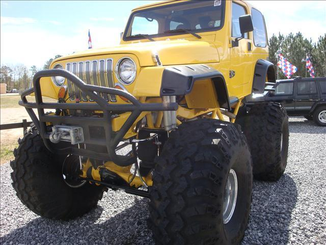 1999 Jeep Wrangler MONSTER TRUCK - Ocean Springs MS